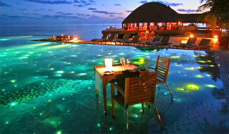 Maldives Fun Vacation