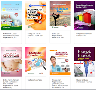 Daftar Lengkap Buku-buku Kesehatan (Kedokteran, Kebidanan, Keperawatan, Kesehatan Masyarakat dan Gizi) Terbitan Penerbit Salemba Medika Bagian 5