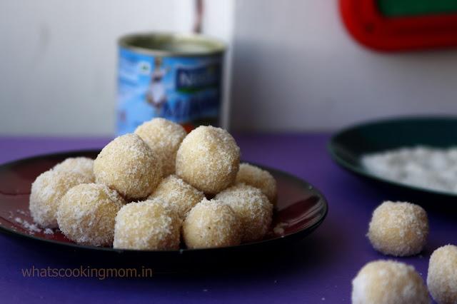 coconut+Ladoos