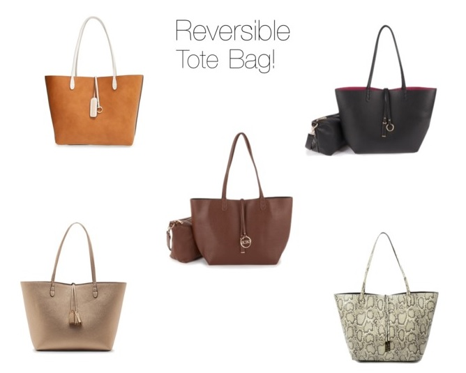 The Chic Country Girl: Fashion:Reversible Tote Bag | Must Have ...