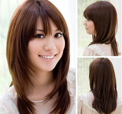 West Hairstyles: medium long hairstyles for women