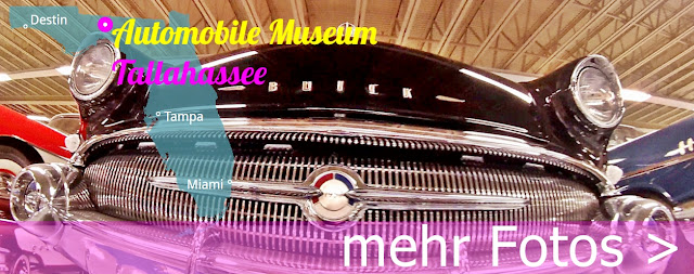 Automobile and Collectibles Museum, Tallahassee, Florida USA