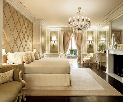 English Style Elegant Bedroom. Best Beds and Bedrooms Interior Designs  English Style Elegant Bedroom