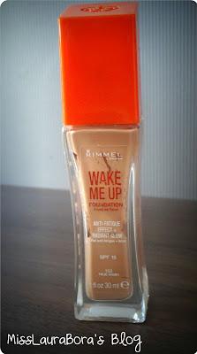 Friday Favourite #18: Rimmel Wake Me Up Foundation