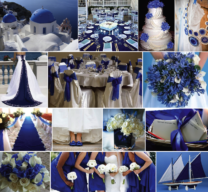 Ideas By Andrea Summer Event Color Combinations Part 1
