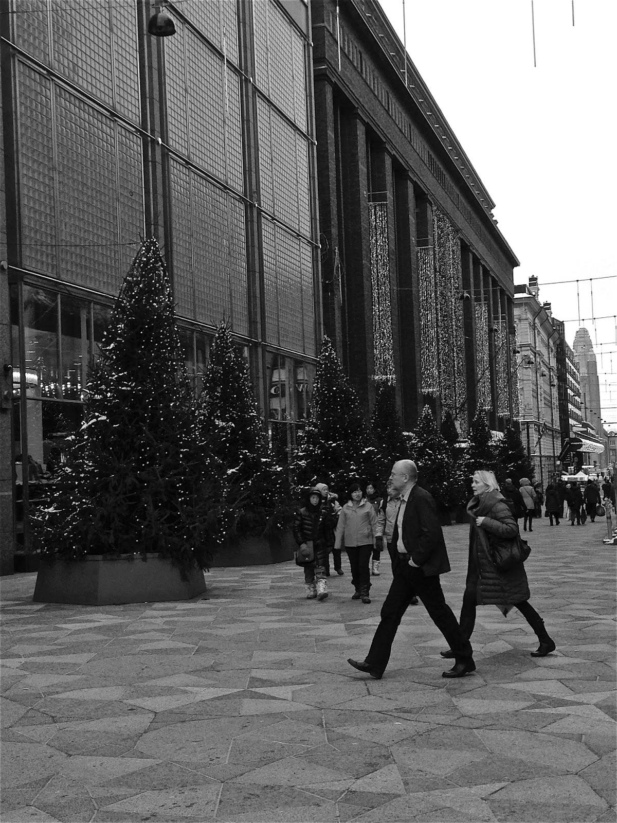 Keskuskatu, Centralgatan, Helsinki, Helsingfors