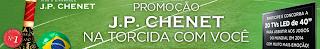 Promoção J.P Chenet na Torcida Com Você