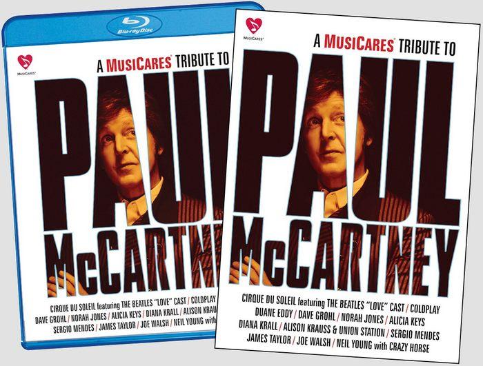 McCartneys MusiCares-Gala 2012