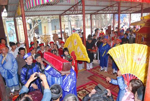 Lim festival in Bac Ninh