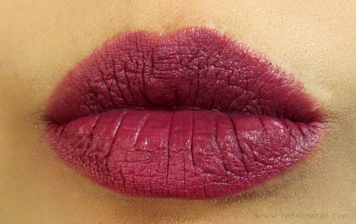 Sweet Face Lipstick, Plum Lipstick, Maroon Lipstick, Sweet Lipstick, Fall Lipsticks 2014, Fall Lip color, Matte lips, red alice rao, redalicerao, beauty, beauty blog of Pakistan, Top Beauty Blog