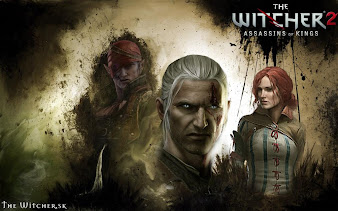 #30 The Witcher Wallpaper