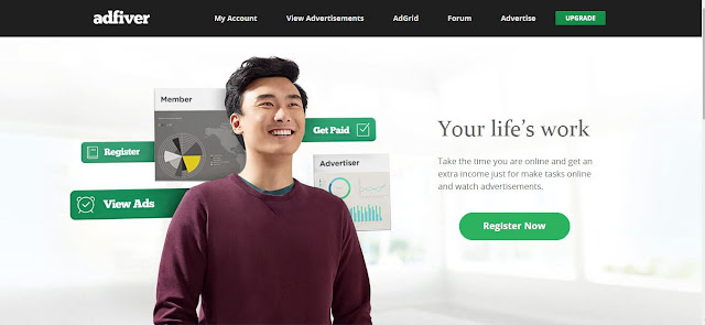 registration in Adfiver