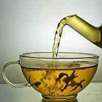 Receita de chá de ágar-ágar