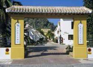 Vista de la empresa hotelera Turismo Tropical