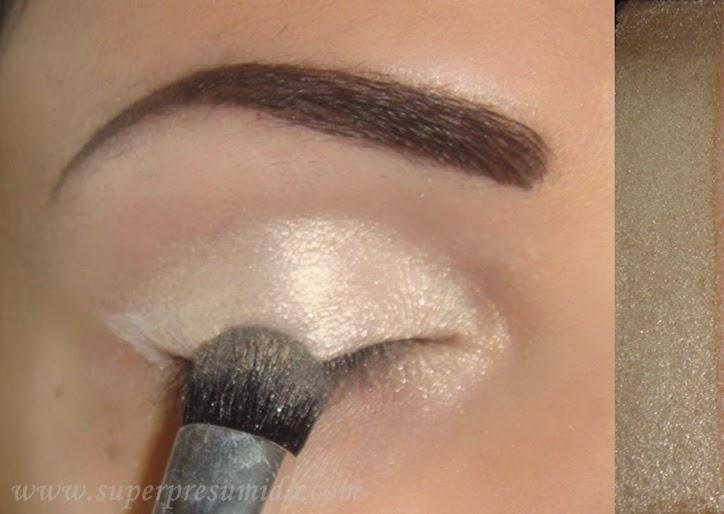maquiagem neutra , passo a passo, tutorial , maquiagem  cute crease , delineado marcado , super presumida
