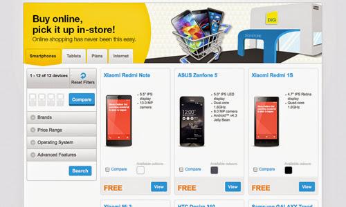 digi smartphone site