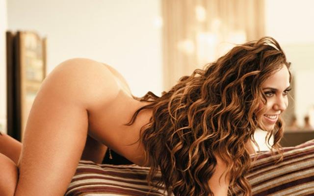 Fotos Da Mulher Mel O Nua Na Playboy