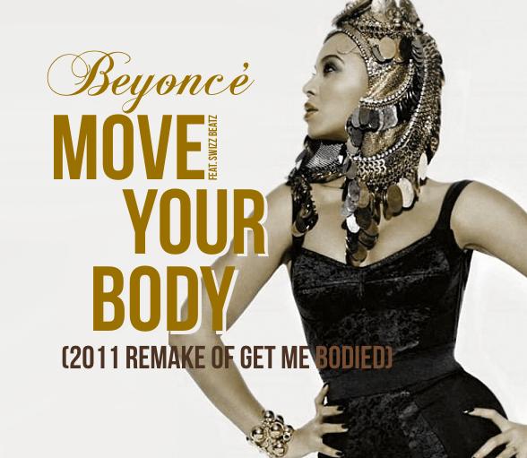 Beyoncé - Move Your Body (Lyrics) - YouTube