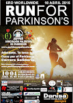 Run For Parkinson's - Información