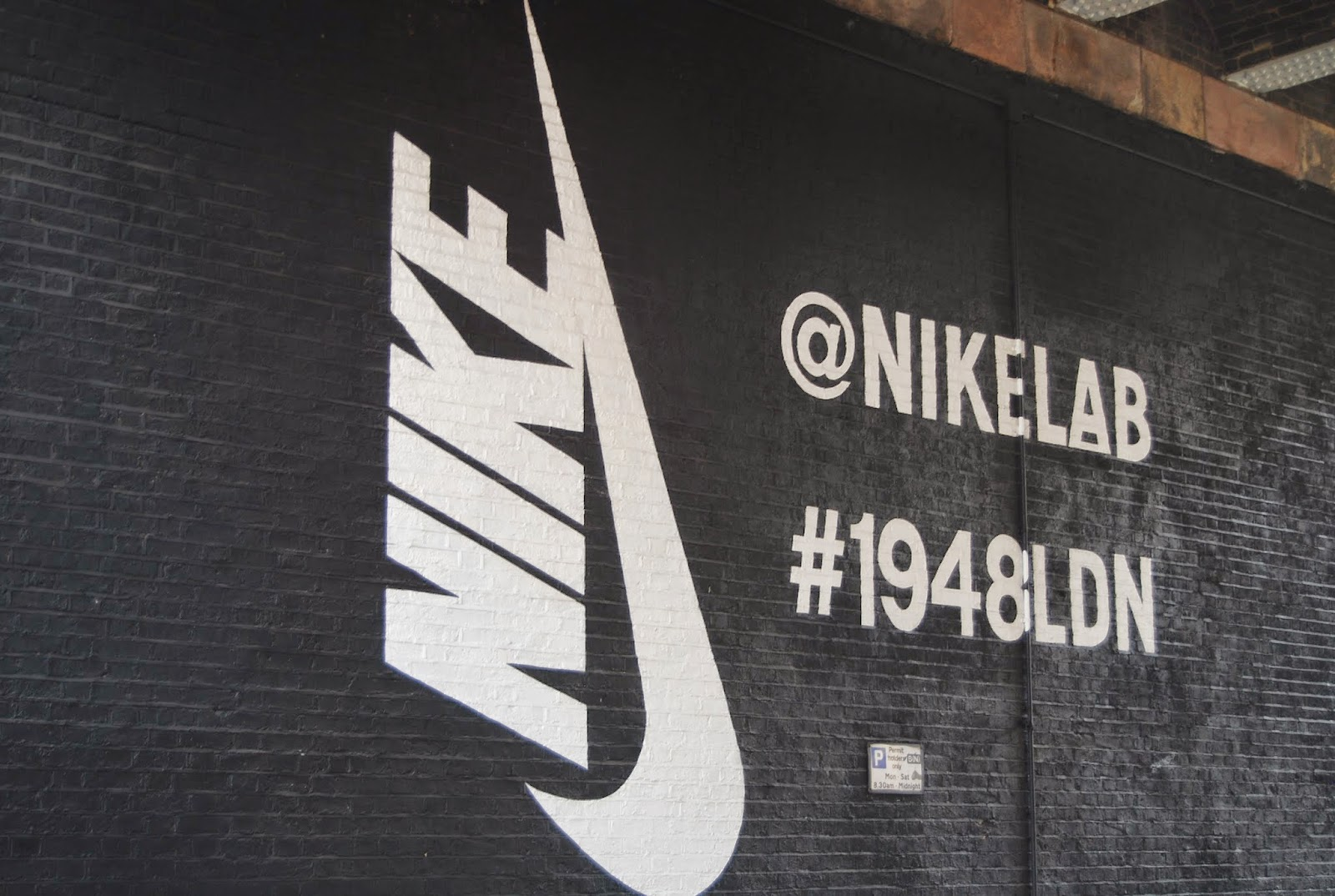 Simply Elemental Fashion  And so...  NikeLab 1948 LDN Shoreditch ... ee70c35807