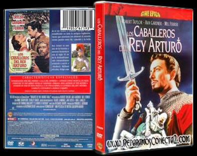 Los Caballeros del Rey Arturo [1953] - Descarga cine clasico, Descargar Peliculas Clasicas, Cine Clasico Online