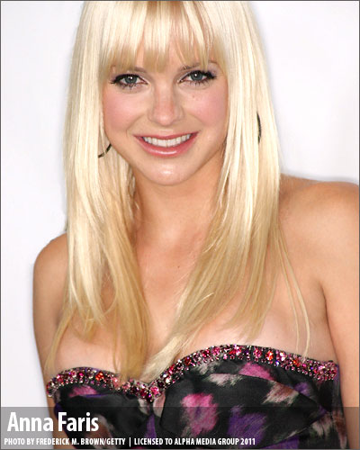 Anna Faris photos gallery