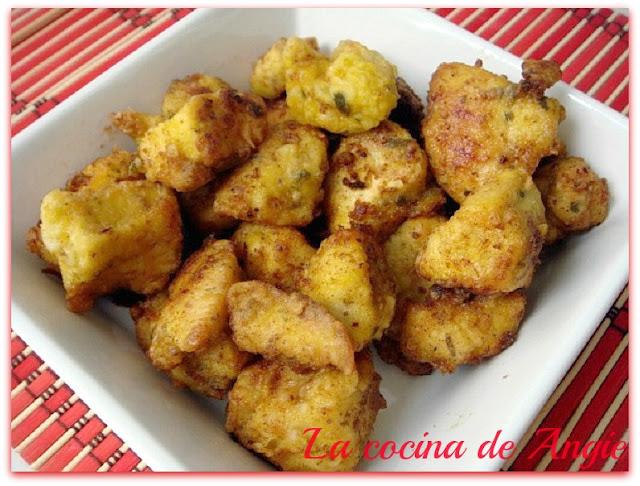 Pollo Frito En Adobo