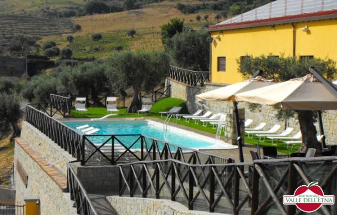 Agriturismo Valle dell'Etna - SPA e Centro Benessere