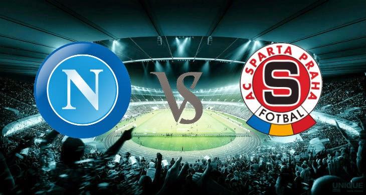 Napoli vs Sparta Praha