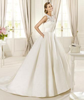 Wedding Dresses 2013 Style