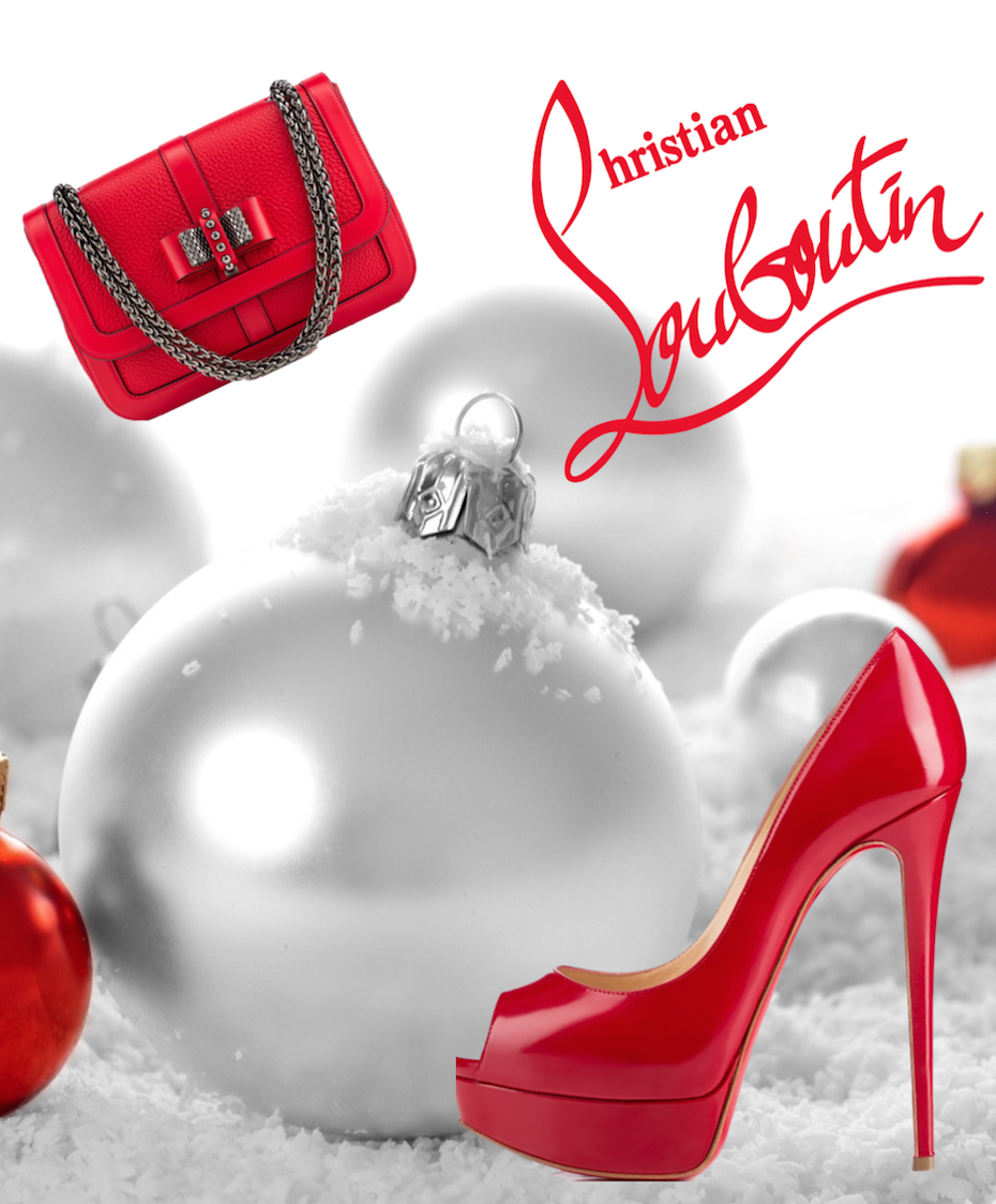 Holiday Shoes and bags from Christian Louboutin