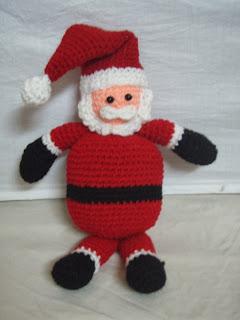 Amigurumi Father Christmas : AMIGURUMI SANTA CROCHET PATTERN FREE CROCHET PATTERNS