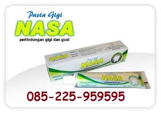 pasta gigi herbal produk PT Natural Nusantara untuk melindungi gigi dan gusi sepanjang hari.