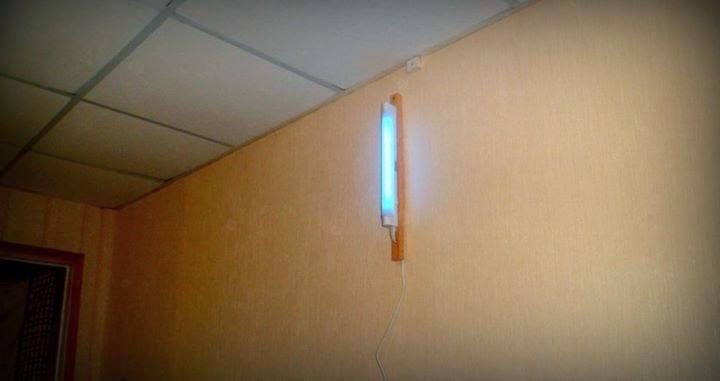 кварцевые лампы