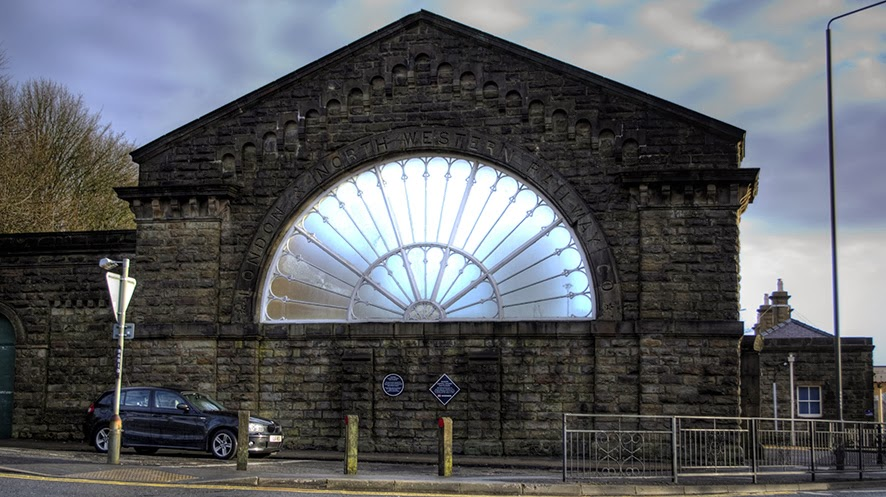 Out About Buxton The Devonshire Dome And The Opera House