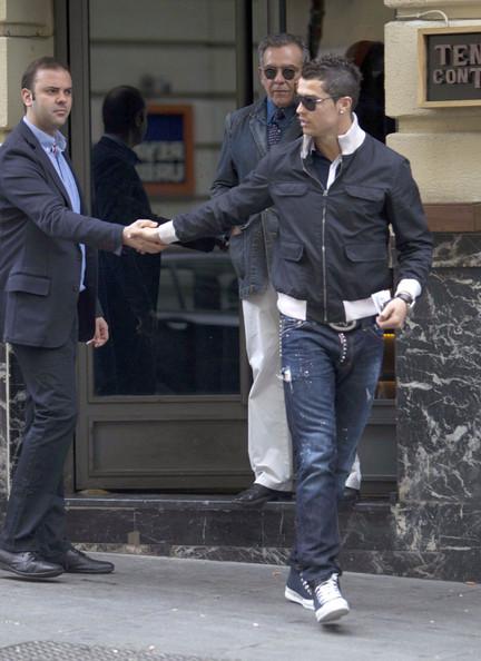 Gucci Sneakers Ronaldo