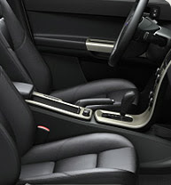 Volvo S40 Leather Off-Black