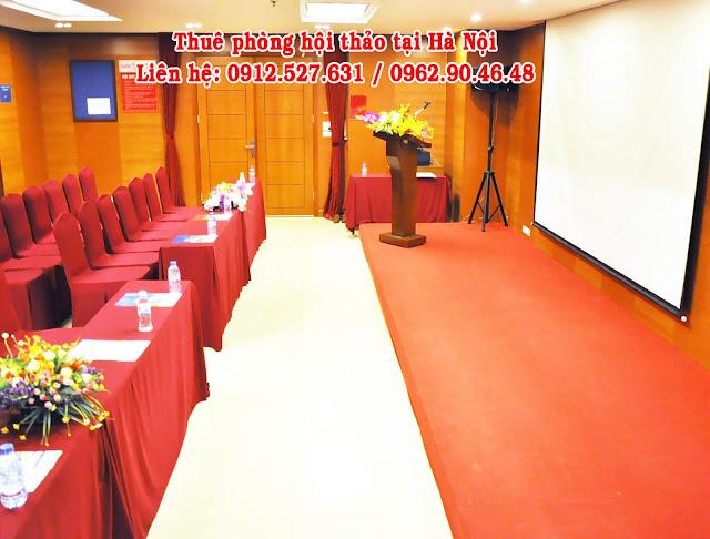 Phòng hội thảo cho 25 - 40 người