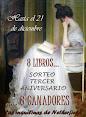 SORTEO 3 ANIVERSARIO INQUILINAS DE NETHERFIELD