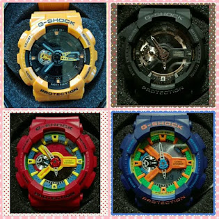 G-Shock / Baby-G OEM watches, directly imported from Thailand
