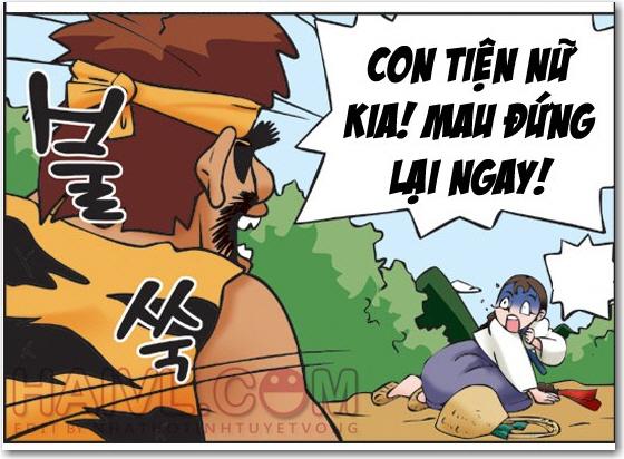 Kim chi và củ cải phần 831 - Tức giận. Tổng hợp Full các tập mới nhất