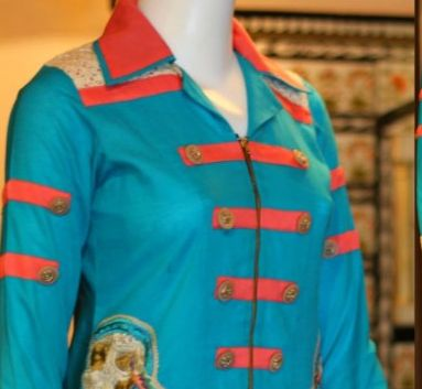 Jannat Nazir Summer Collection 2013 For Girls ~ Pakistani Designers