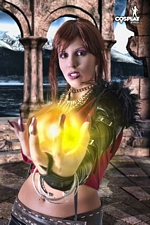 "Analia in ""Druid"" - Cosplay Erotica"