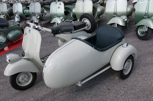 Vespa Indonesia Sidecar 5