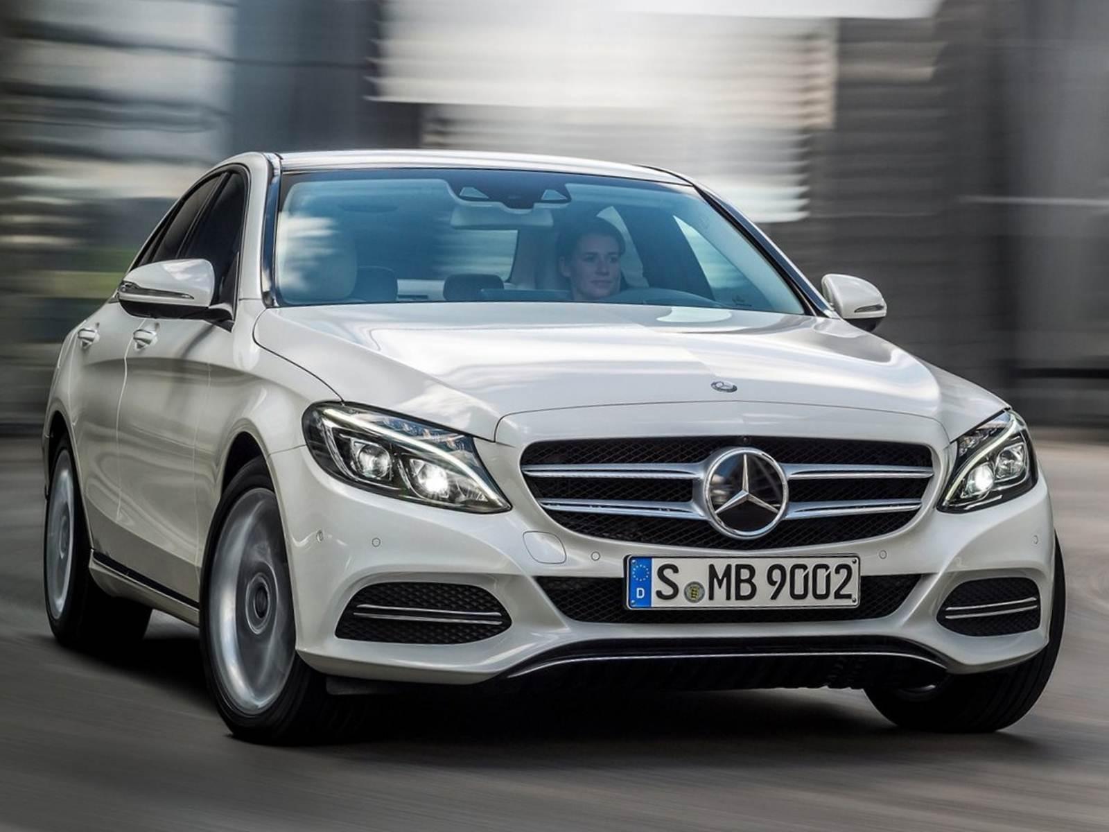 Novo Mercedes Classe C