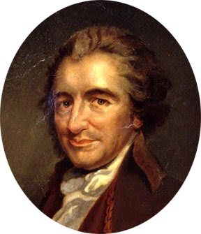 what is thomas paines thesis in the crisis Crisis number 1 text rhetorical devices rhetorical  rhetorical devices  thomas paine uses emotional and inspirational rhetoric to instill confidence into.