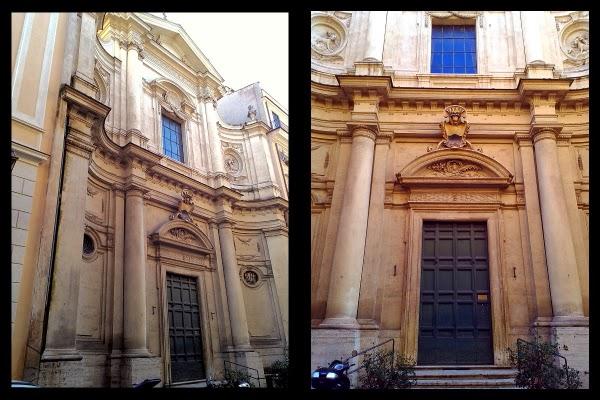 Santa Caterina da Siena na via Giulia