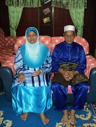 ~emak & ayah tersayang~