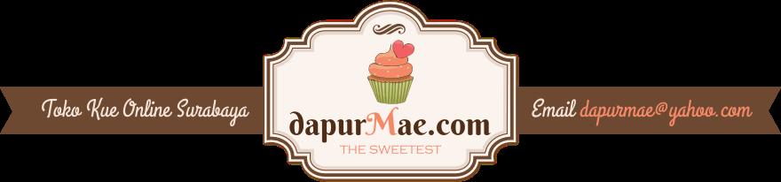 .: dapurMae.com :. Toko Kue Online Surabaya