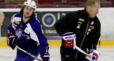 Norwegian Coach Roy Johansen: Rangers Play Stone Age Hockey and waste Zuccarello's skills